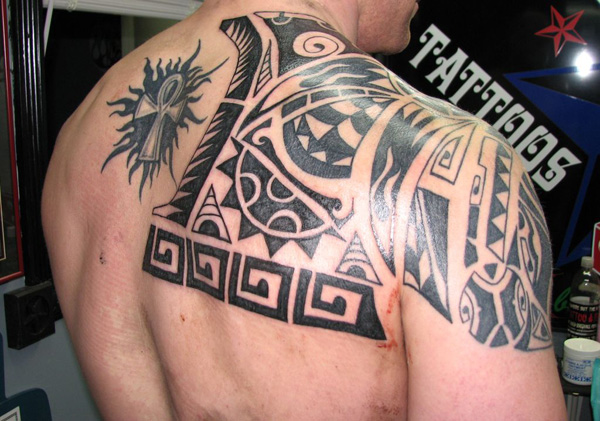 Polynesian Tattoos - Free Tattoo Designs